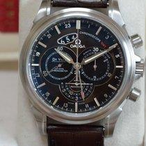 Omega De Ville Chronoscope GMT