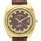 Elgin Swisssonic Gold Plated Swiss 1970's Rare Watch # J740