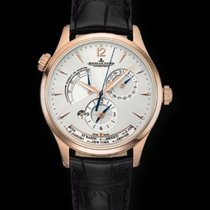 Jaeger-LeCoultre Q1422521 Master Control Geographic Silver...