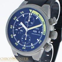 IWC Aquatimer Chrono Ref. 371918 Box&Papiere