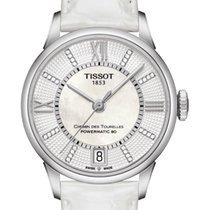 Tissot Chemin Des Tourelles Automatic Lady Mother Of Pearl Dial T