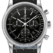 Breitling Transocean Chronograph 43mm ab015253/ba99-1ft