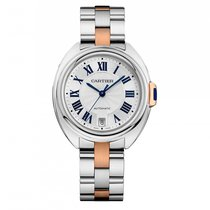 Cartier Cle  Mid-Size Watch Ref W2CL0003