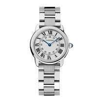 Cartier Ronde Solo Quartz No Date Ladies watch W6701004