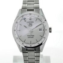 TAG Heuer Carrera Twin-Time Automatik 39