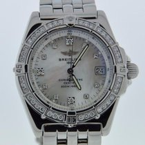 Breitling CALISTO WITH MOP DIAMOND SET DIAL & DIAMOND...