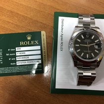 Ρολεξ (Rolex) oyster perpetual datejust  II