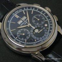 Patek Philippe : Rare Perpetual Calendar Chronograph White...