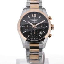 Longines Conquest Automatic Chronograph Men's Watch