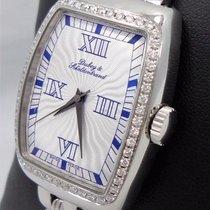 Dubey & Schaldenbrand Fact Diamond Bezel Guilloche Dial...