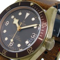 Tudor 79250bm Black Bay Bronze 43 Mm  Heritage Bronze Brown...