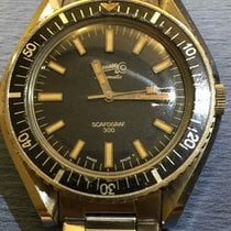 Eberhard & Co. Eberhard Scafograf 300 no polish 1965...