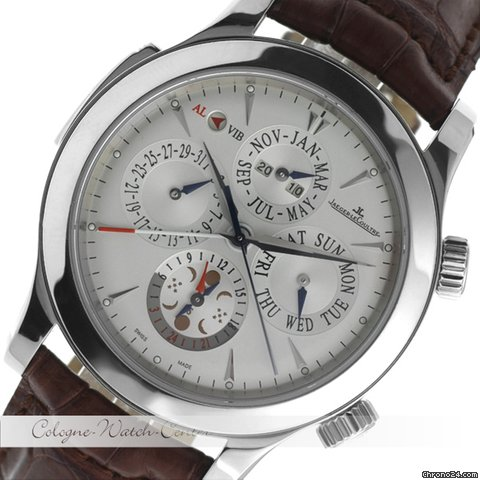 Jaeger-LeCoultre Grand Reveil Steel Q163842A