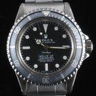 Rolex Submariner 5512 Meter First 4 Lines 1967