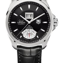 TAG Heuer Calibre 8RS Big Date and GMT function Black