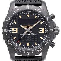 Breitling Chronospace Military Blacksteel