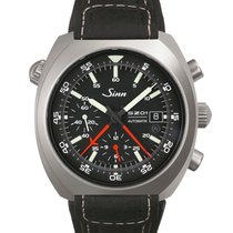 Sinn SPACE CHRONOGRAPH 140 ST-S - 100 % NEW - FREE SHIPPING