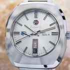 Rado Sapphire Gazelle Swis Automatic Retro Watch Circa 1970 Tk14