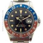 Rolex vintage 1959 stainless steel GMT-Master
