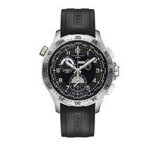 Hamilton Khaki Aviation Worldtimer H76714335