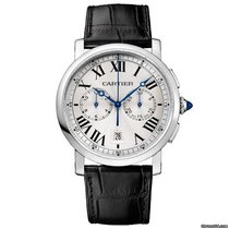 Cartier Rotonde  Automatic Chronograph Date Mens WSRO0002