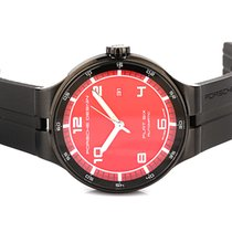 Porsche Design Flat Six Automatic Red Edition