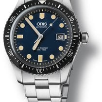 Oris Divers Sixty-Five 01 733 7720 4055-07 8 21 18