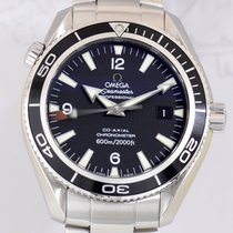 Omega Seamaster Planet Ocean Diver 600M Top Co-Axial Sport B+P