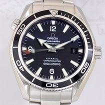 Omega Seamaster Planet Ocean Diver 600M Top Co-Axial Sport B+P