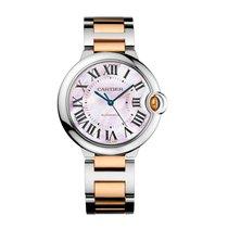 Cartier Ballon Bleu Automatic Ladies Watch Ref W6920033