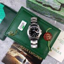 Rolex Explorer II / 16570 / 2000 / Box & Papers