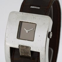 Longines by Serge Manzon Watch 925 Sterling Silver Cal. 5601...