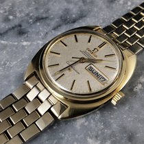 Omega Constellation Day-Date Automatic / 1970 / Linen Dial