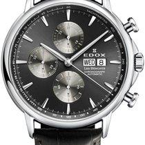 Edox Les Bémonts Chronograph Automatik 01120 3 GIN