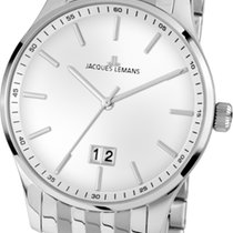 Jacques Lemans Classic London Datum Quarz 1-1862N