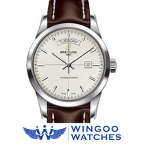 Breitling TRANSOCEAN DAY & DATE Ref. A4531012/G751/437X