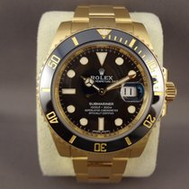 Rolex Submariner 116618LN Yellow Gold
