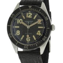 Pre-Owned Wakemann Divers Watch - Circa 1970s - Black Dial