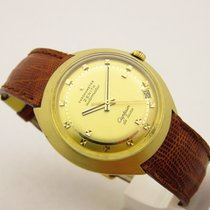 Zenith Captain De luxe  Chronometer in oro 18 kt automatic...