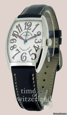 Franck Muller Casablanca 2852 CASA SHR