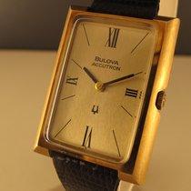 Bulova Accutron 18K NOS new old stock