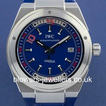 IWC Zinedine Zidane Limited Edition of 1,000 Ingenieur