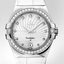 Omega Constellation Diamonds