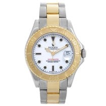 Rolex Midsize Yacht-Master 35mm Steel & Gold Men's or...