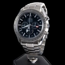 Omega SPEEDMASTER CO-AXIAL GMT CHRONOMETER