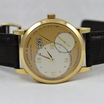 A. Lange & Söhne Grand Lange 1 Champagne Dial Yellow Gold