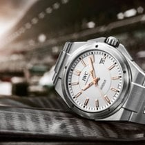 IWC [NEW] Ingenieur Automatic 40mm IW323906 (Retail:HK$48,000)