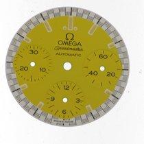 Rolex Omega Speedmaster Reduced Schumacher