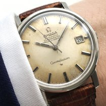 Omega Constellation Automatik Automatic - Coffee patina dial