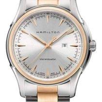 Hamilton Jazzmaster Viewmatic Automatik Damenuhr  H32305191